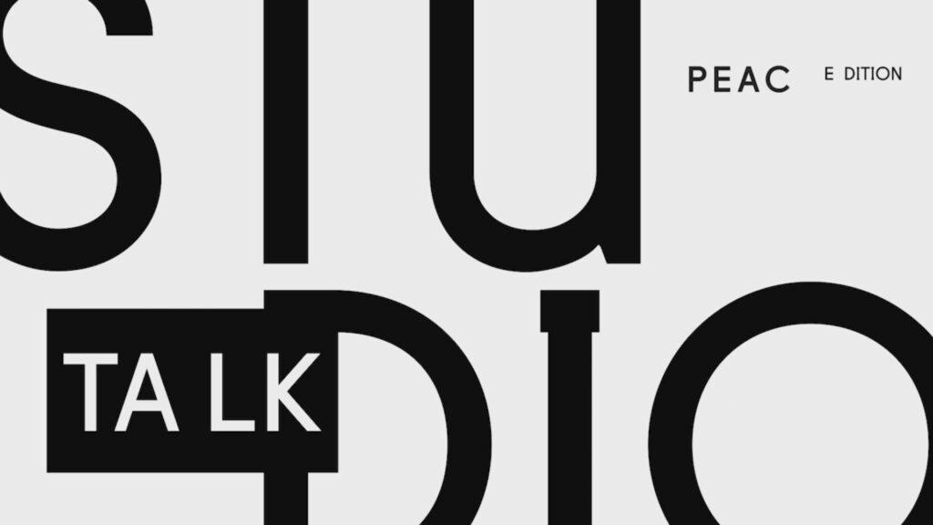 PEAC Museum – Studiotalk Videos